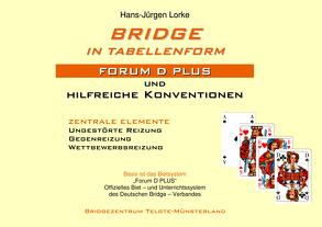 Bridge in Tabellenform Forum D Plus von Lorke,  Hans-Jürgen
