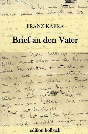 Brief an den Vater von Kafka,  Franz