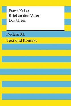 Brief an den Vater / Das Urteil von Gräfe,  Florian, Kafka,  Franz