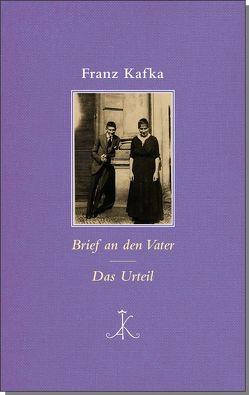 Brief an den Vater / Das Urteil von Kafka,  Franz, Lamping,  Dieter