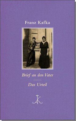 Brief an den Vater/ Das Urteil von Kafka,  Franz, Lamping,  Dieter