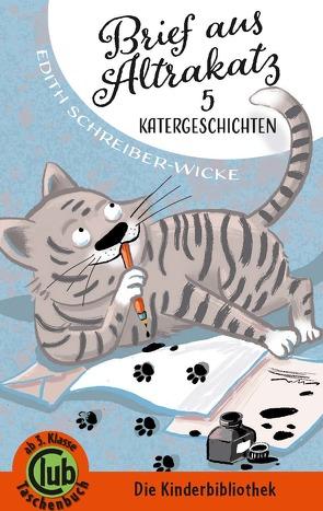 Brief aus Altrakatz von Holland,  Carola, Schreiber-Wicke,  Edith