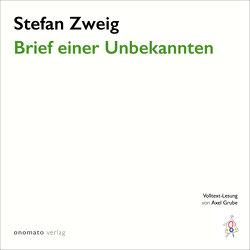 Brief einer Unbekannten von Zweig,  Stefan