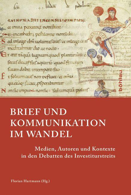 Brief Und Kommunikation Im Wandel : Brief und kommunikation im wandel von becher matthias d