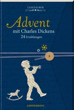 Briefbuch – Advent mit Charles Dickens