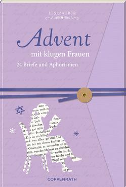 Briefbuch – Advent mit klugen Frauen von Kelch,  Maren