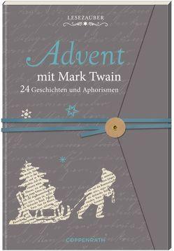Briefbuch – Advent mit Mark Twain