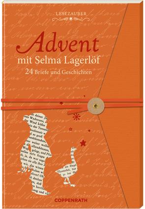 Briefbuch – Advent mit Selma Lagerlöf von Lagerloef,  Selma