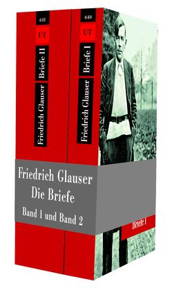 Briefe von Echte,  Bernd, Glauser,  Friedrich, Papst,  Manfred