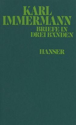 Briefe von Immermann,  Karl