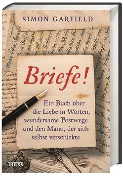 Briefe! von Fündling,  Jörg, Garfield,  Simon