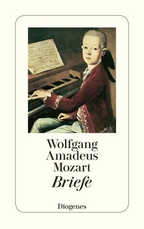 Briefe von Mozart,  Wolfgang Amadeus, Wandrey,  Horst