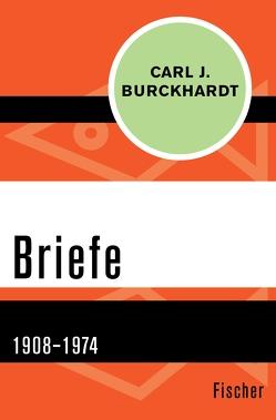 Briefe von Burckhardt,  Carl J