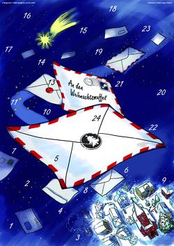 Briefe an den Weihnachtsmuffel von Leonhard,  Ida, Olbertz,  Malte Hagen