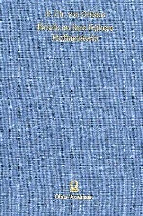 Briefe an ihre frühere Hofmeisterin A.K. von Harling, geb. von Uffeln, und deren Gemahl, Geh. Rath Fr. V. Harling zu Hannover von Bodemann,  Eduard, Orléans,  Elisabeth Ch von