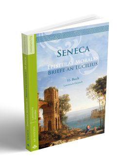 Briefe an Lucilius / Epistulae Morales (Lateinisch / Deutsch) von Seneca,  Lucius Annaeus, Senecio,  Lucius Annaeus