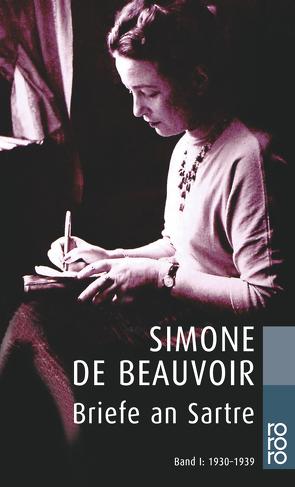 Briefe an Sartre von Beauvoir,  Simone de, Klein,  Judith, Le Bon de Beauvoir,  Sylvie