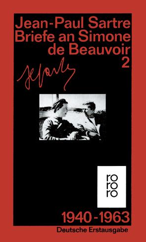 Briefe an Simone de Beauvoir und andere von Sartre,  Jean-Paul, Spingler,  Andrea