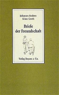 Briefe der Freundschaft von Lohmeier,  Dieter