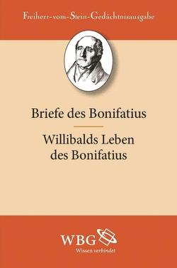 Briefe des Bonifatius von Bonifatius, Rau,  Reinhold