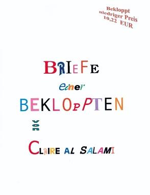 Briefe einer Bekloppten von Al Salami,  Claire