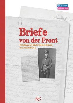 Briefe von der Front von Stadtteiltreff Gonsenheim,  Hrsg.
