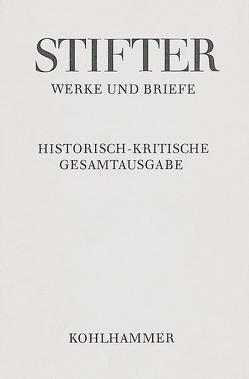 Briefe von Stifter 1859-1862 von Doppler,  Alfred, Frühwald,  Wolfgang, Laufhütte,  Hartmut