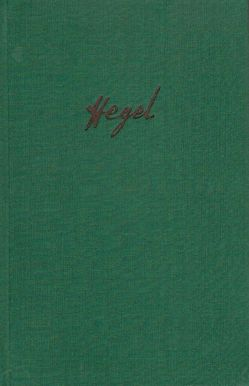 Briefe von und an Hegel / Briefe von und an Hegel. Band 4, Teil 1 von Hegel,  Georg W F, Hoffmeister,  Johannes, Nicolin,  Friedhelm