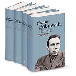 Briefe 1937-1965 von Bobrowski,  Johannes, Meyer,  Jochen