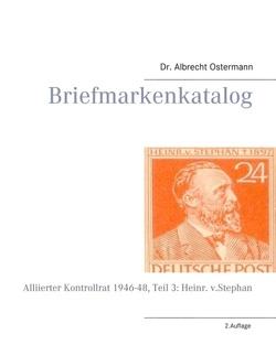 Briefmarkenkatalog von Ostermann,  Albrecht