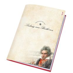 Briefpapier-Set »Ludwig van Beethoven«