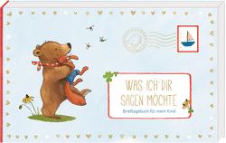 Brieftagebuch – Was ich dir sagen möchte von Reider,  Katja, Wilson,  Henrike