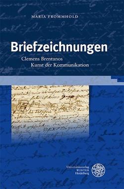 Briefzeichnungen von Frommhold,  Maria