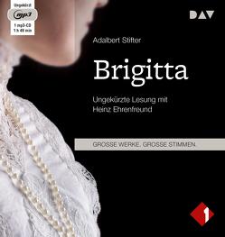 Brigitta von Ehrenfreund,  Heinz, Stifter,  Adalbert