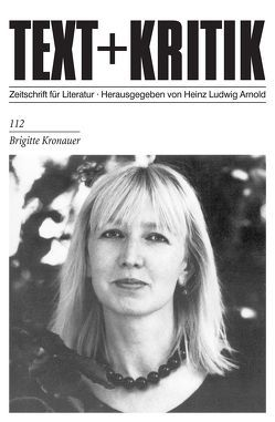 Brigitte Kronauer von Arnold,  Heinz Ludwig