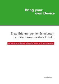 Bring your own Device von Kuntze,  Marcus
