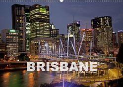 Brisbane (Wandkalender 2019 DIN A2 quer) von Schickert,  Peter