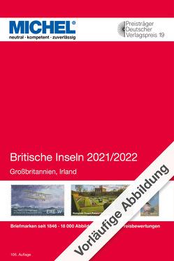Britische Inseln 2021/2022