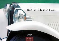 British Classic Cars S 2020 35x24cm von Schawe,  Heinz-werner