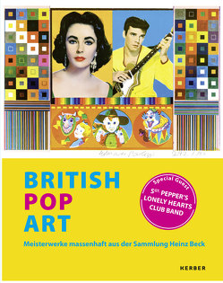BRITISH POP ART von Liß,  Jennifer, Vogt,  Christine