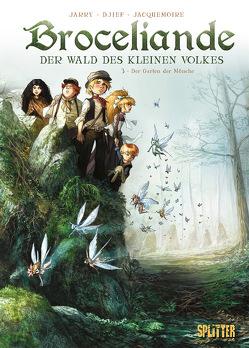 Broceliande – Der Wald des kleinen Volkes. Band 3 von Djief, Jarry,  Nicolas