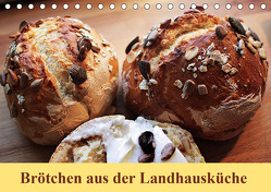 Brötchen aus der Landhausküche (Tischkalender 2020 DIN A5 quer) von Feix,  Eva