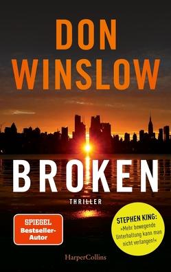 Broken – Ein Roman in fünf Geschichten von Timmermann,  Klaus, Wasel,  Ulrike, Winslow,  Don