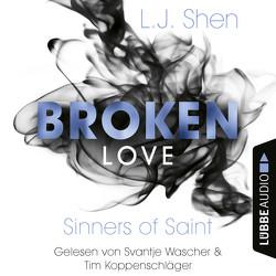 Broken Love von Koppenschläger,  Tim, Shen,  L.J., Wascher,  Svantje