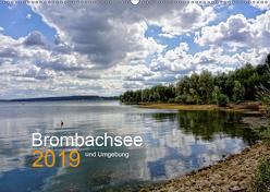 Brombachsee und Umgebung (Wandkalender 2019 DIN A2 quer) von May,  Ela