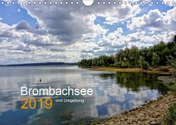 Brombachsee und Umgebung (Wandkalender 2019 DIN A4 quer) von May,  Ela