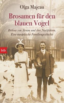 Brosamen für den blauen Vogel von Hauth,  Thomas, Majeau,  Olga