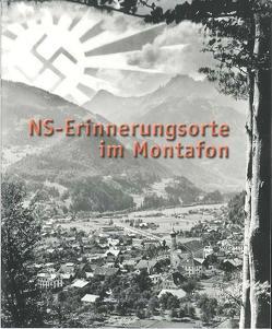 Broschüre: NS Erinnerungsorte im Montafon