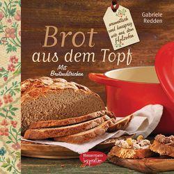 Brot aus dem gusseisernen Topf von Redden Rosenbaum,  Gabriele