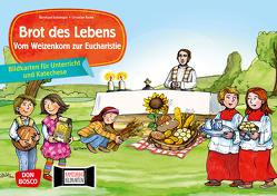 Brot des Lebens. Kamishibai Bildkartenset. von Badel,  Christian, Schweiger,  Bernhard